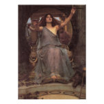 Circe Offering the Cup to Ulysses Personalized Invitations