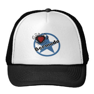 Circle Bermuda Trucker Hats