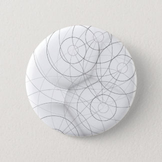 Circle Blob Design 6 Cm Round Badge