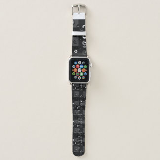 circle blocks apple watch band