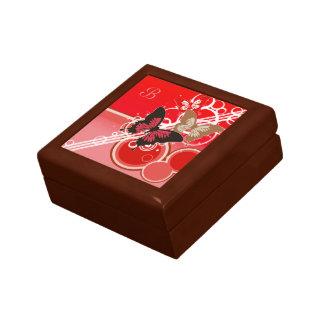 Circle Butterflies 3 Gift Box
