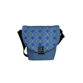 Circle Chic Courier Bag