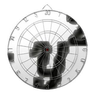circle dartboard