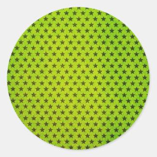 Circle Digital Art Beautiful Design Style Fashion Stickers