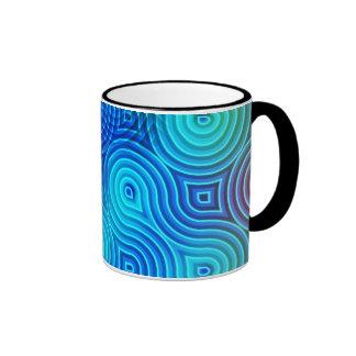 Circle Illusion Mug