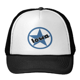Circle Iowa Cap