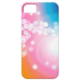 Circle Lyric Barely There iPhone 5 Case