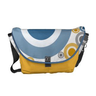 Circle Mania Messenger Bag