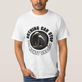 Circle - Nothing Can Stop the Honey Badger Shirts