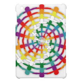 Circle of Colors Case For The iPad Mini