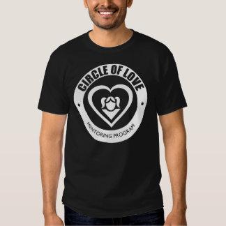 Circle of Love Mentoring T-Shirt