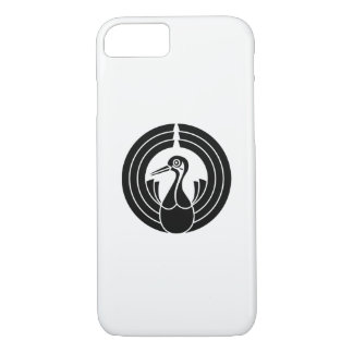 Circle of present crane iPhone 8/7 case