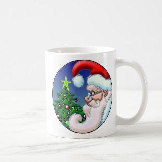 Circle of Santa Coffee Mug