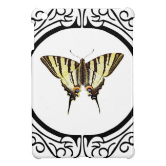 circle of the butterfly iPad mini case