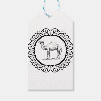 circle of the camel gift tags