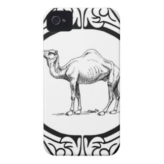 circle of the camel iPhone 4 case