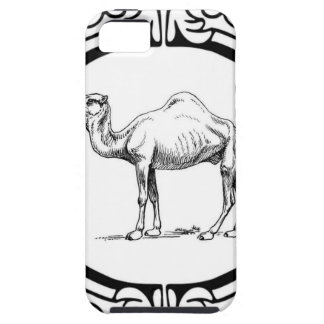 circle of the camel iPhone 5 cases