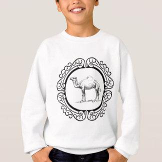 circle of the camel sweatshirt