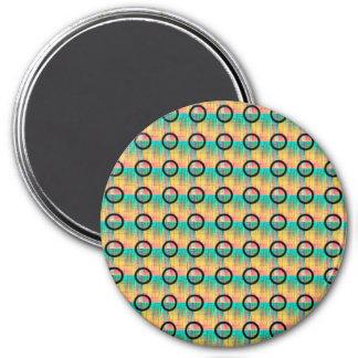 Circle Pattern Magnet