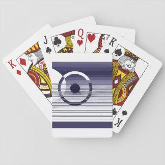 circle playing cards