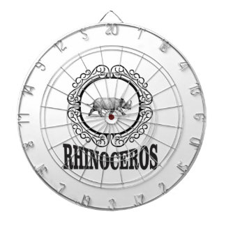 Circle Rhino Dartboard