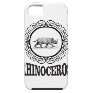 Circle Rhino iPhone 5 Case