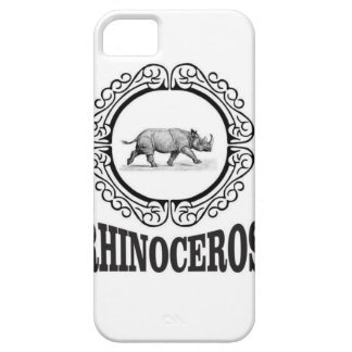 Circle Rhino iPhone 5 Cover