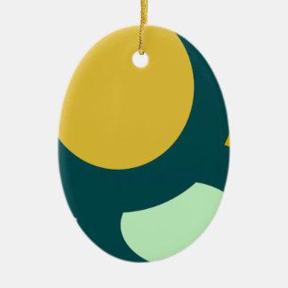 circle shape round shape ornaments