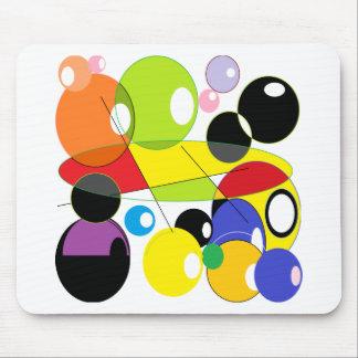 Circle Style Mousepads