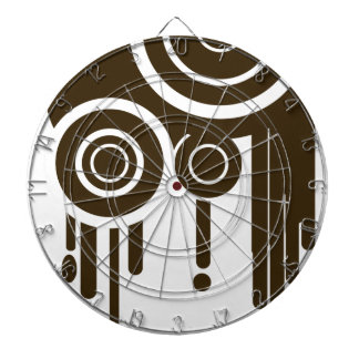 Circle Targets Dripping Dartboard
