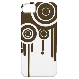 Circle Targets Dripping iPhone 5 Cover
