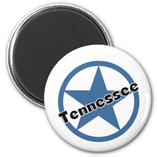 Circle Tennessee Magnet