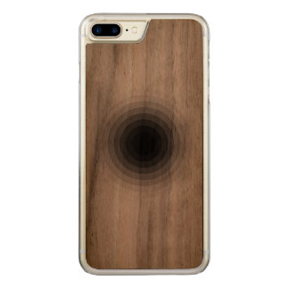 Circle the hole carved iPhone 8 plus/7 plus case
