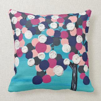 Circle Tree Cushion
