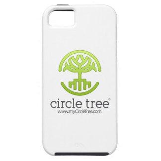 Circle Tree iPhone 5 Case