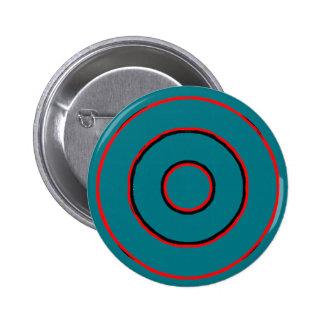 circles 6 cm round badge