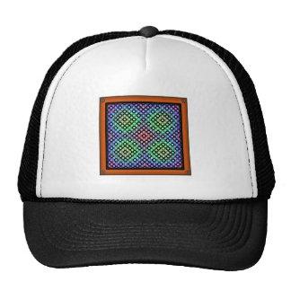 Circles Alternate Hat