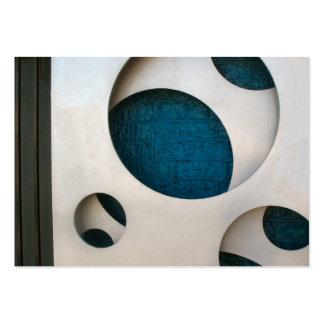 circles and bricks atc aceo business cards