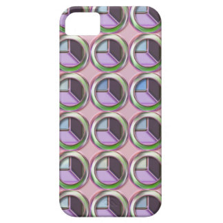 Circles and Cubes iPhone 5 Case
