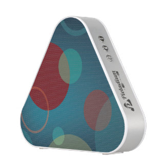 Circles and Dots Abstract Pieladium Speaker