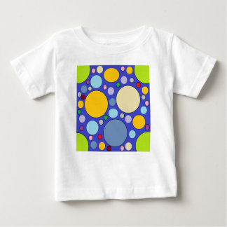 circles and polka dots baby T-Shirt