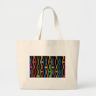 Circles and ripples tote bag