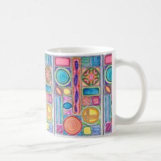 Circles Are Square Classic Mug