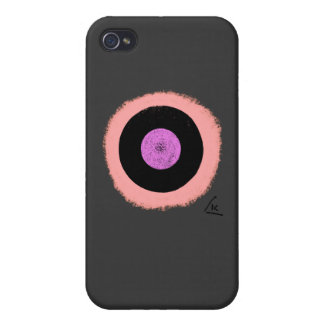 Circles by Wassily Kandinsky Cover For iPhone 4