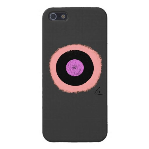 Circles by Wassily Kandinsky Cover For iPhone 5