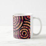 circles coffee mugs
