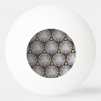 Circles & Dots Ping Pong Ball