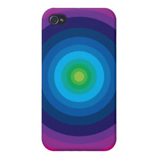 Circles Iphone4 Case Cases For iPhone 4
