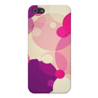 Circles iPhone 5 Case