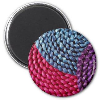 Circles Refrigerator Magnets